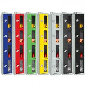 four door lockers_general